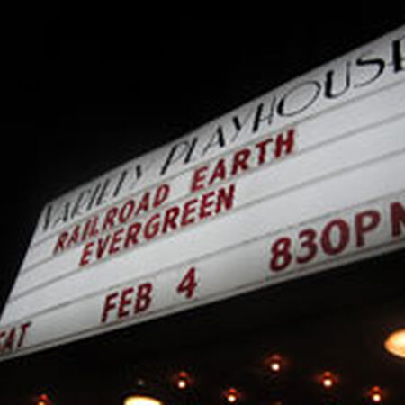 02/04/12 Variety Playhouse, Atlanta, GA