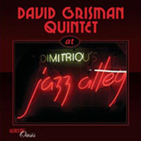 David Grisman Quintet at Jazz Alley