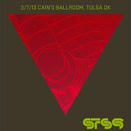 03/07/13 Cain's Ballroom, Tulsa, OK