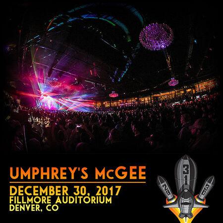 12/30/17 Fillmore Auditorium, Denver, CO