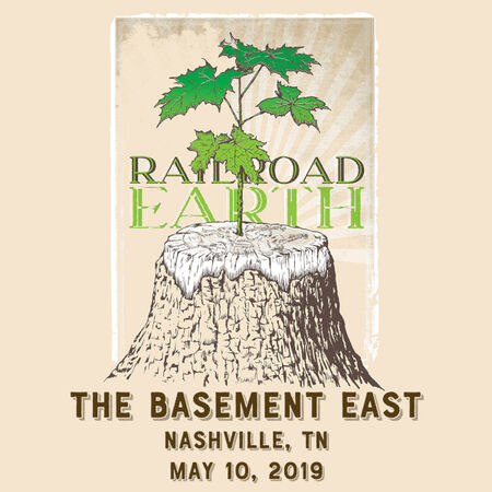 05/10/19 The Basement East, Nashville, TN