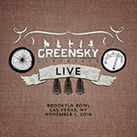 11/01/14 Brooklyn Bowl, Las Vegas, NV