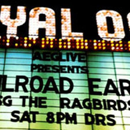 03/05/11 Royal Oak Music Theatre, Royal Oak, MI