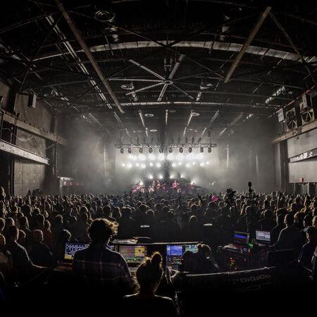 02/15/19 Brooklyn Steel, Brooklyn, NY