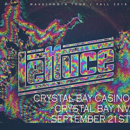 09/21/18 Crystal Bay Casino, Crystal Bay, NV