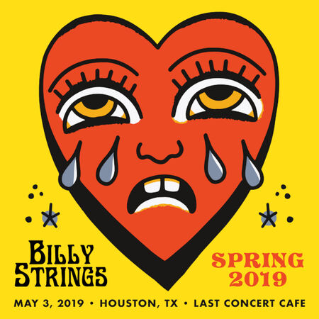 05/03/19 Last Concert Cafe, Houston, TX