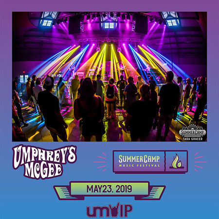 05/23/19 UMVIP at Summer Camp Music Festival, Chillicothe, IL