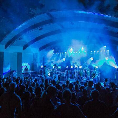 08/26/16 Greenfield Lake Amphitheatre, Wilmington, NC