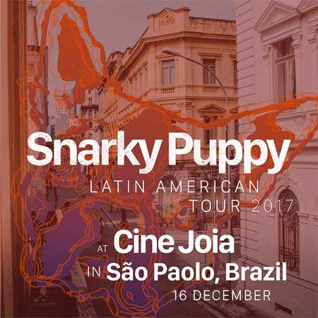 12/16/17 Cine Joia, San Paulo, BR