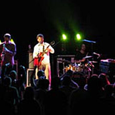 02/04/05 Paradise Rock Club, Boston, MA