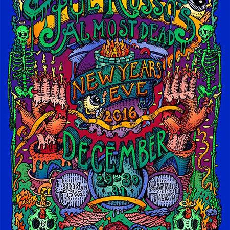 12/29/16 Brooklyn Bowl, Brooklyn, NY
