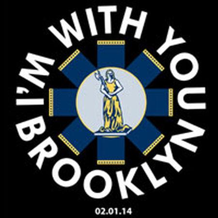 02/01/14 Barclays Center, Brooklyn, NY