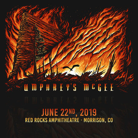 06/22/19 Red Rocks Amphitheater, Morrison, CO