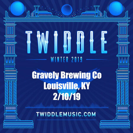 02/10/19 Gravely Brewing Company, Louisville, KY