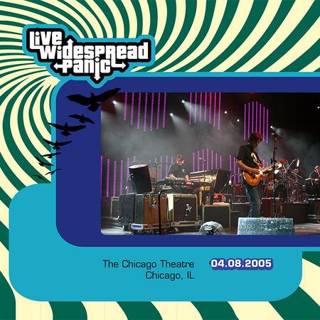 04/08/05 Chicago Theatre, Chicago, IL