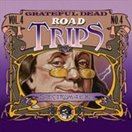 04/06/82 Road Trips Vol 4, No 4: The Spectrum, Philadelphia, PA