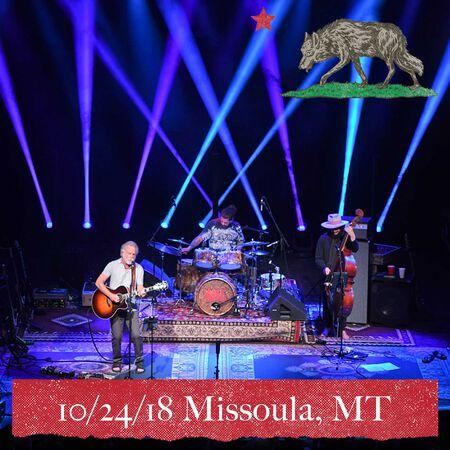 10/24/18 The Wilma, Missoula, MT