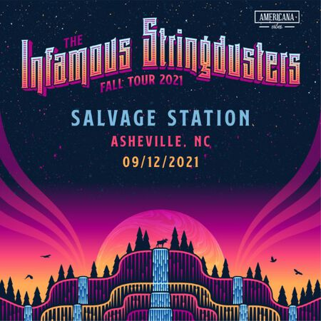 09/12/21 Salvage Station, Asheville, NC
