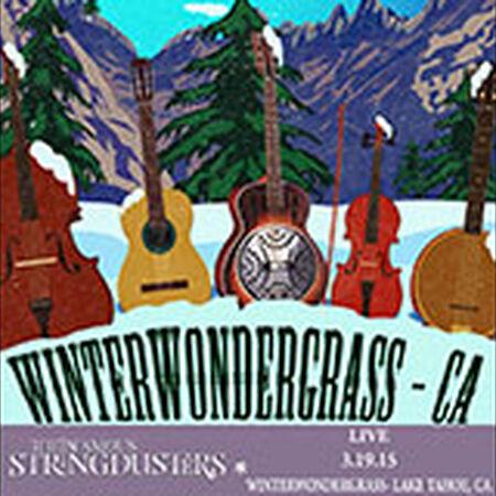 03/19/15 Winter Wondergrass, Squaw Valley, CA