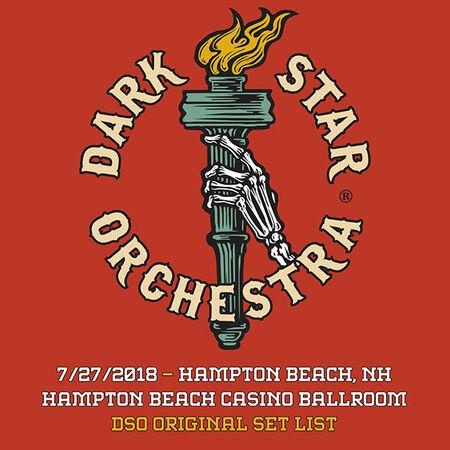 07/27/18 Hampton Beach Casino, Hampton Beach, NH