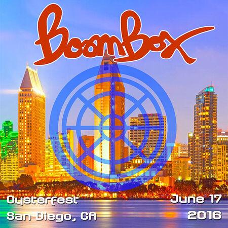 06/17/16 Oysterfest, San Diego, CA