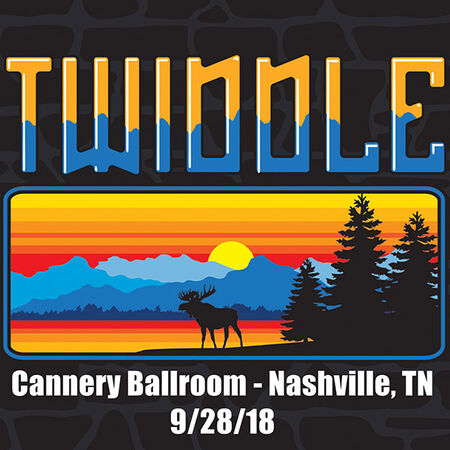 09/28/18 Cannery Ballroom, Nashville, TN