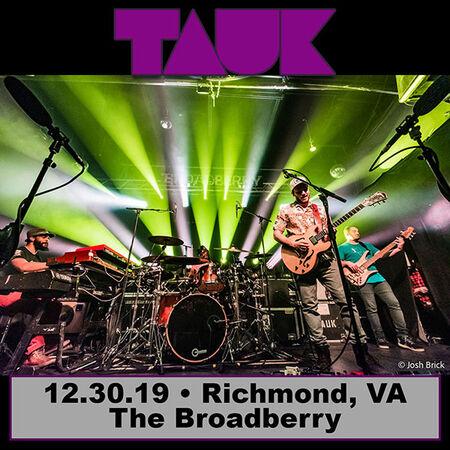 12/30/19 The Broadberry, Richmond, VA