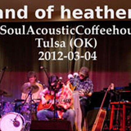 02/04/12 All Soul Acoustic Coffeehouse, Tulsa, OK