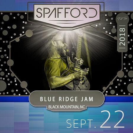 09/22/18 Blue Ridge Jam, Asheville, NC