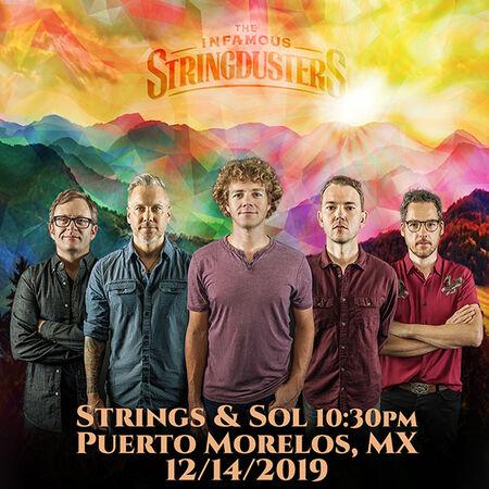 12/14/19 Strings & Sol, Puerto Morelos, MX