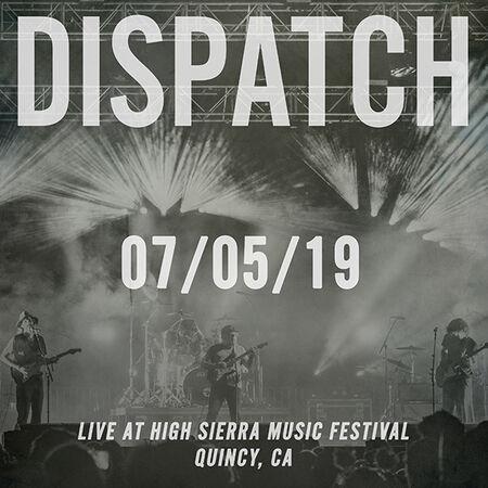 07/05/19 High Sierra Music Festival, Quincy, CA