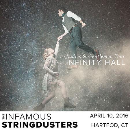 04/10/16 Infinity Hall, Hartford, CT
