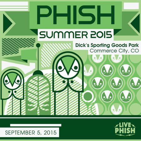 09/05/15 Dick's Sporting Goods Park, Commerce City, CO