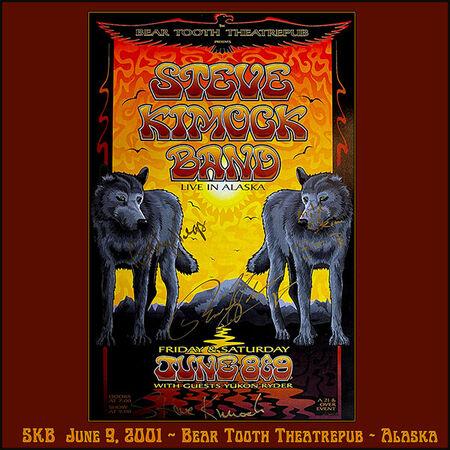 06/09/01 Bear Tooth Pub, Anchorage, AK