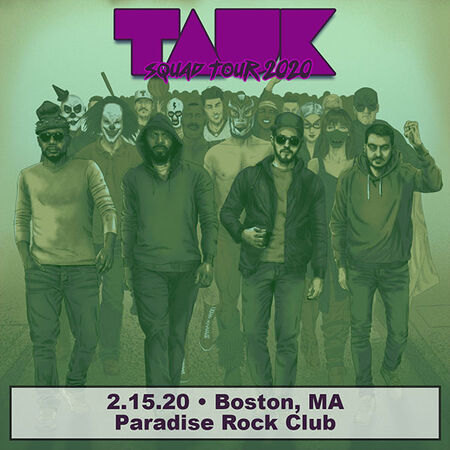 02/15/20 Paradise Rock Club, Boston, MA