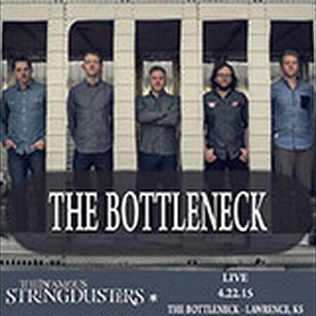 04/22/15 The Bottleneck, Lawrence, KS