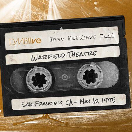 05/10/95 Warfield Theatre, San Francisco, CA
