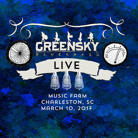 03/10/17 Music Farm, Charleston, SC