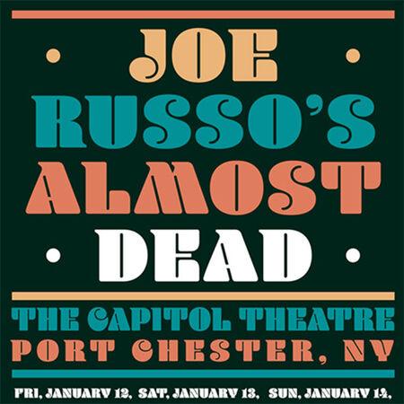 01/13/18 The Capitol Theatre, Port Chester, NY