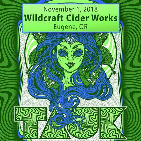 11/01/18 Wildcraft Cider Works, Eugene, OR