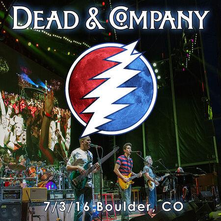 07/03/16 Folsom Field, Boulder, CO