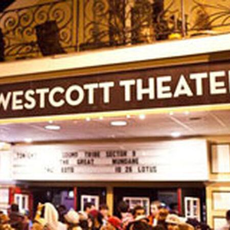 10/16/11 Wescott Theatre, Syracuse, NY