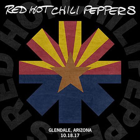 10/18/17  Gila River Arena, Glendale, AZ
