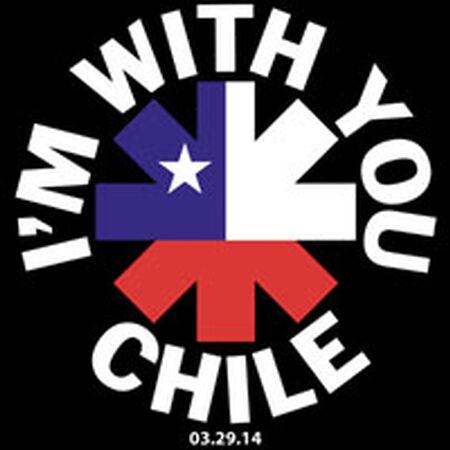 03/29/14 Lollapalooza, Santiago, CL
