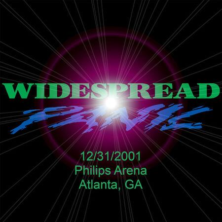 12/31/01 Philips Arena, Atlanta, GA