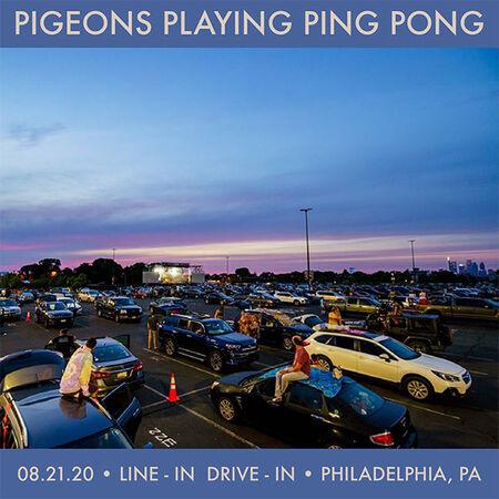 08/21/20 Line-In Drive-In, Philadelphia, PA