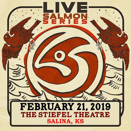 02/21/19 Stiefel Theatre, Salina, KS