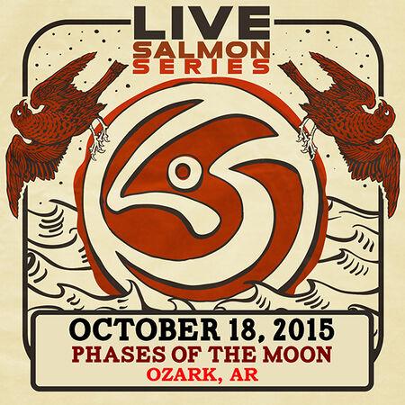 10/18/15 Phases Of The Moon Music + Art Festival, Ozark, AR