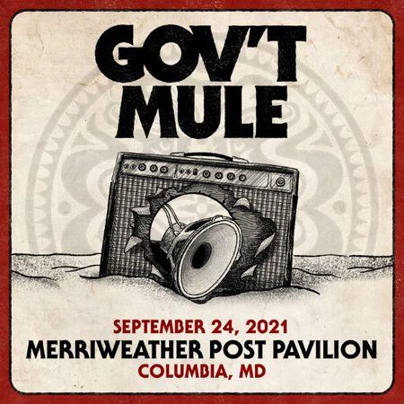 09/24/21 Merriweather Post Pavilion, Columbia, MD