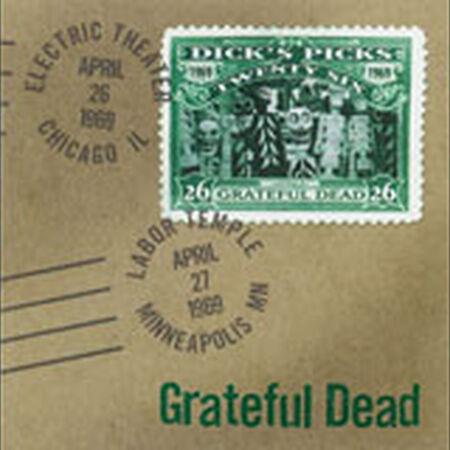 04/26/69 Dick's Picks, Vol.  26: Electric Theater, Chicago, IL